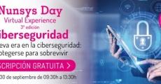 III Nunsys Day. Una nueva era en la ciberseguridad: Protegerse para sobrevivir